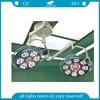 CE approved AG-LT002 Titanium alloy arm led Osram operating room lighting