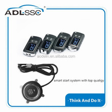 OBD two-way smart key best price +High quality SMART KEY camry