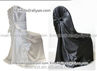 banquet folding chair cover,event chair cover,satin chair cover
