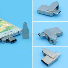 micro usb drive otg usb drive 8gb 16gb for mobilephone