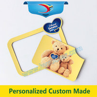 Promotional Custom Made 3D Sexy Magnetic Photo Frame Fridge Magnet