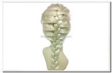 frozen elsa wig for adult snow queen
