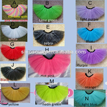 wholesale polka dot ballet tutus with bow for girls