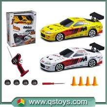 Most popular products 1:24 4WD rc drift car sale for kids