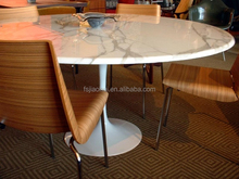 JH-121 Eero Saarinen Marble Tulip Table,Mid Century Designer Furniture