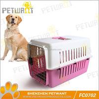 Pet freight crate workmanship folding irin dog cage