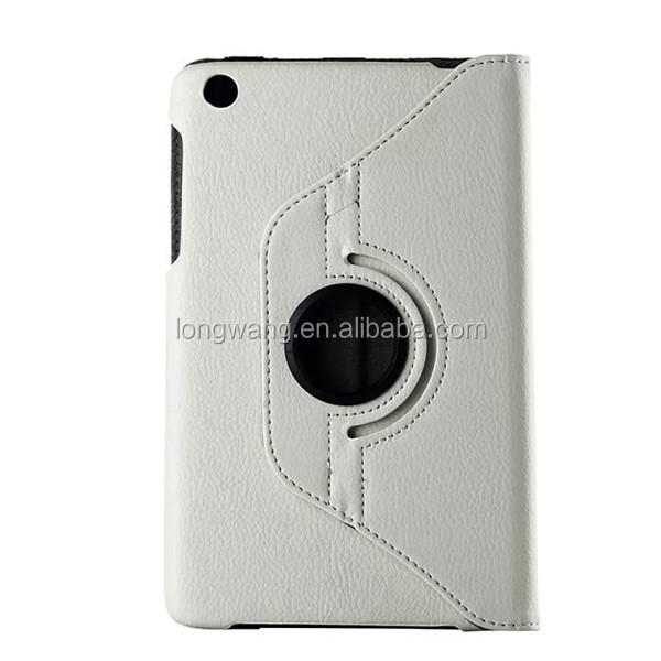 New arrival PU Flip Rotating Leather Case For Lenovo A8-50 A5500 8.0 inch Tablet Case