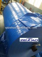 65gsm blue tarp material tarpaulin roll&china pe tarpaulin factory
