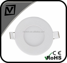 Ultraslim 3w led panel light Ceiling Lamp Wall Lamp Spot Lamp Round