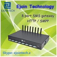 multi sim gsm sms modem of sending bulk sms 16 port AT commands for SIM hosting SMS, gsm sim box voip gateway