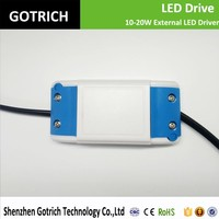 2015 Top Quality 12w Power Led And Driver 265mAh Constant Current Waterproof Electronic Led Driver From Shenzhen China Factory