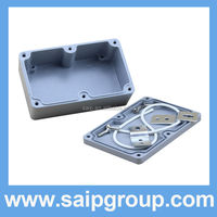 Saipwell IP66 Aluminum Waterproof Box With OEM Service