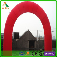 2015 Popular advertising entrance inflatable arch gate