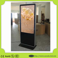 42inch lcd advertising items and screens tft monitor, open frame pos advertising display,flat screen tv