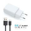 Power travel adapter wall charger for iphone ipad mp3 mp4