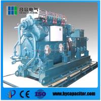 500kw hydrogen gas genset/hydrogen power generator/H2 gas electricity generator for sale