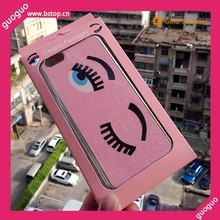 Shenzhen mobile phone accessories glitter case for iphone 6