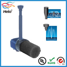 HETO QO series rotary water pumps for drip irrigation