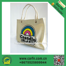 Hottest jute bag,custom bags