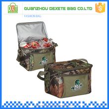 Alibaba factory waterproof camo color cooler lunch bag kids