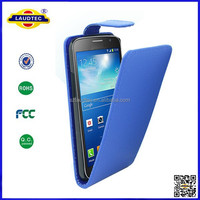 lichee pattern case for samsung grand max, flip leather case leather pouch for samsung galaxy grand max Laudtec