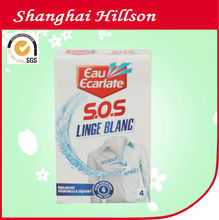 China Supplier SGS Certificated 100% Dye catcher ,color grabber 2015 new hot selling