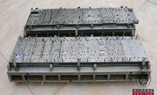 metal stamping parts punching backboard