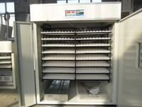 Manufacturer price egg incubator used poultry equipment