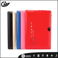 A7 quad core plastic case tablet pc tablet 7 inch pc