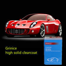 Ferrari Red COLOR TINTERS for car paint 2K ACRYLIC TOPCOAT