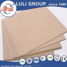 Mdf cru plain mdf 1830 * 2440 * 2.0 - 50 mm