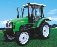 Cheap 4x4 Tractor 40hp 50hp 55hp 60hp 4wd Farm Traktor Wheel Tractor With Front Loader