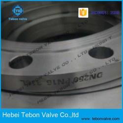 API DIN JIB standard flange slip flat welding flange