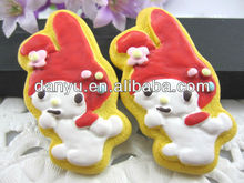 Stock resin crafts flatback resin my melody for phone hair home decorations