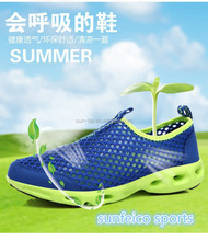 2015 New Arrival Top Quality Hot Summer Mesh Breathable Sofe Comfortable Waterproof Walking Shoes for Gym/Outdoor/Water