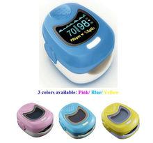 2012 LCD Kids Finger Pulse Oximeter