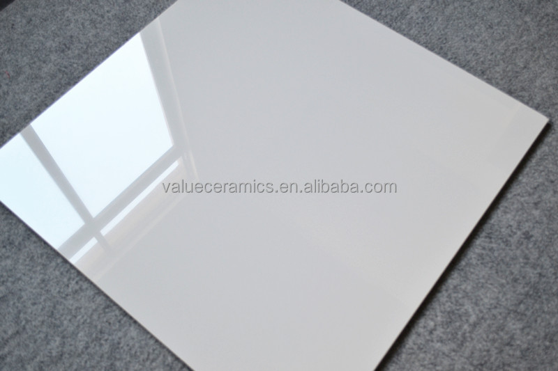 Pure White Porcelain Tile