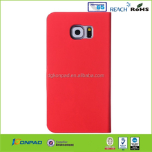 Card holder flip protective case for samsung galaxy core i8260