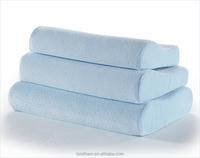100% polyester memory foam pillow for latex pillow LS-P-009wholesales foam pillow