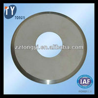 tungsten carbide disc made in Zhuzhou manufacturer