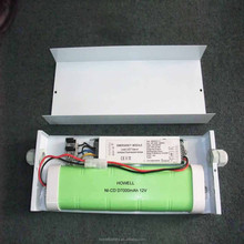 rechargeable battery for led light/led emergency light inverter 25w