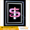 Best quality illuminated acrylic light frame with good light uniformity