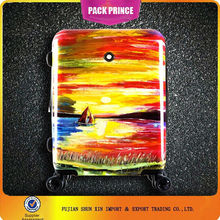 2014 New Hard Shell PC ABS Travel Trolley LUGGAGE