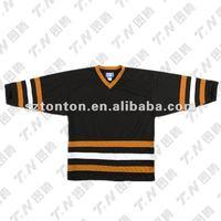 High quality custom brand ice hockey jersey