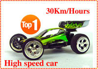 Cool Toys! WL 2307 Infinitely variable speeds High speed Mini Rc Cars
