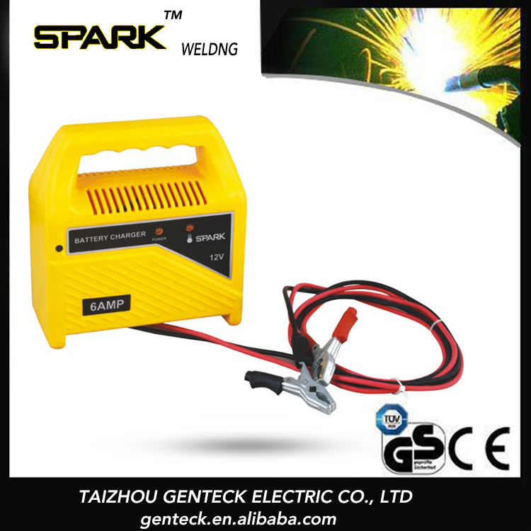 2015 12/24V Auto Car Battery Charger,Jump Starter for Lead Acid Battery