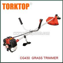 Supply 1E40F-5 petrol brush cutter price shoulder brush cutter cg430