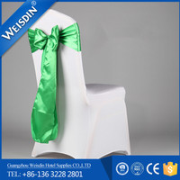 Polyester/ spandex Wedding chair cover for folding chair & common chair