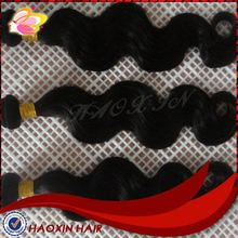 2015 New Products Milky Way Silky Body Wave Human Hair Weft