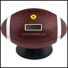 Digital piggy bank,custom plastic digital piggy bank,football digital piggy bank for sale